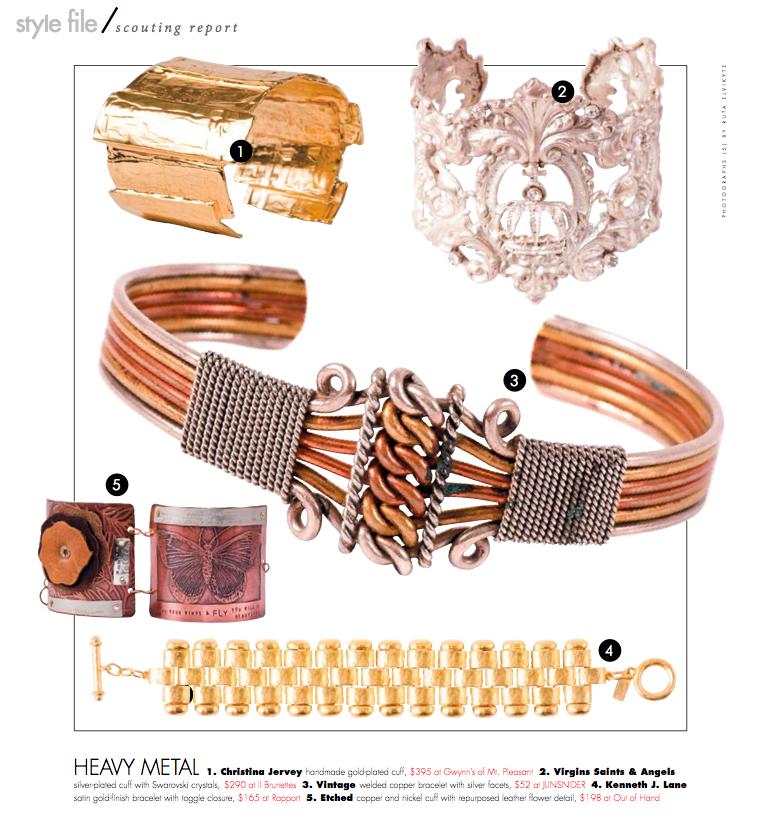 Charleston Magazine | 2013
