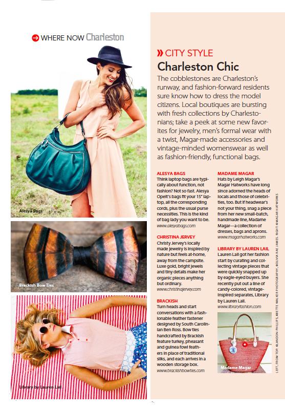 Charleston Where Mag