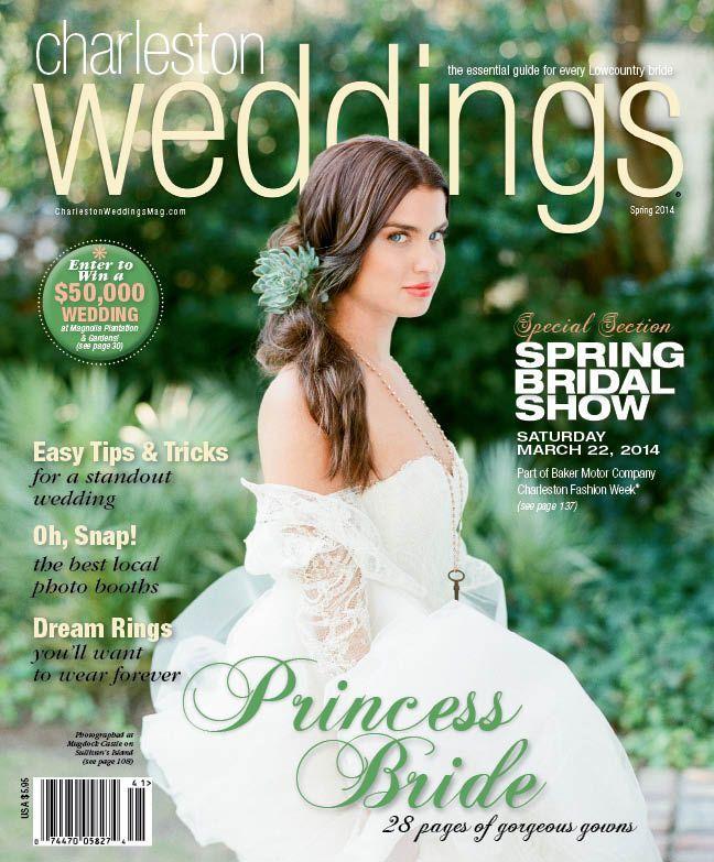 Charleston Weddings | Spring 2014