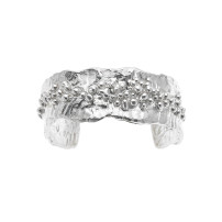 Sterling_Granulated_Cuff_Bracelet