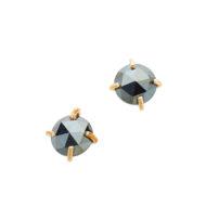 14k-Black-Spinel-Earring
