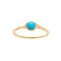 14k-Turquoise-Cab-Ring