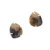 Sterling-Sapphire-Slice-Ear