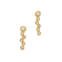 Diamond-Bar-Earring